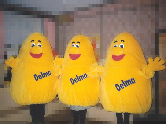 Mascot: Delma