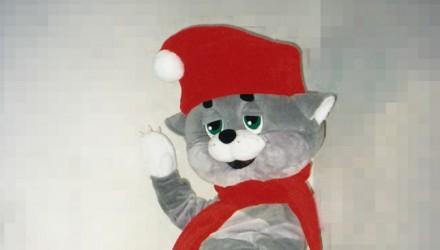 Mascot: Matroskin the Cat
