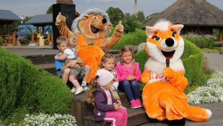 Lido's mascot costumes