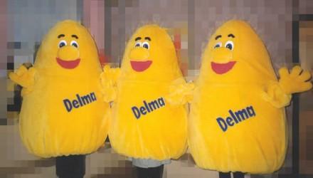 Auguma Lelle: Delma