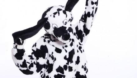Auguma lelle: Suņa-Dalmācieša kostīms