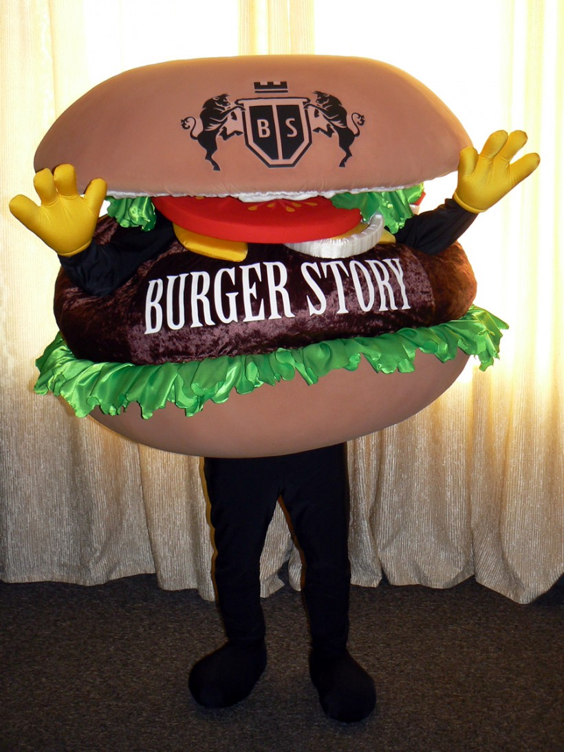 Burger Story talismans: auguma lelle Burgers