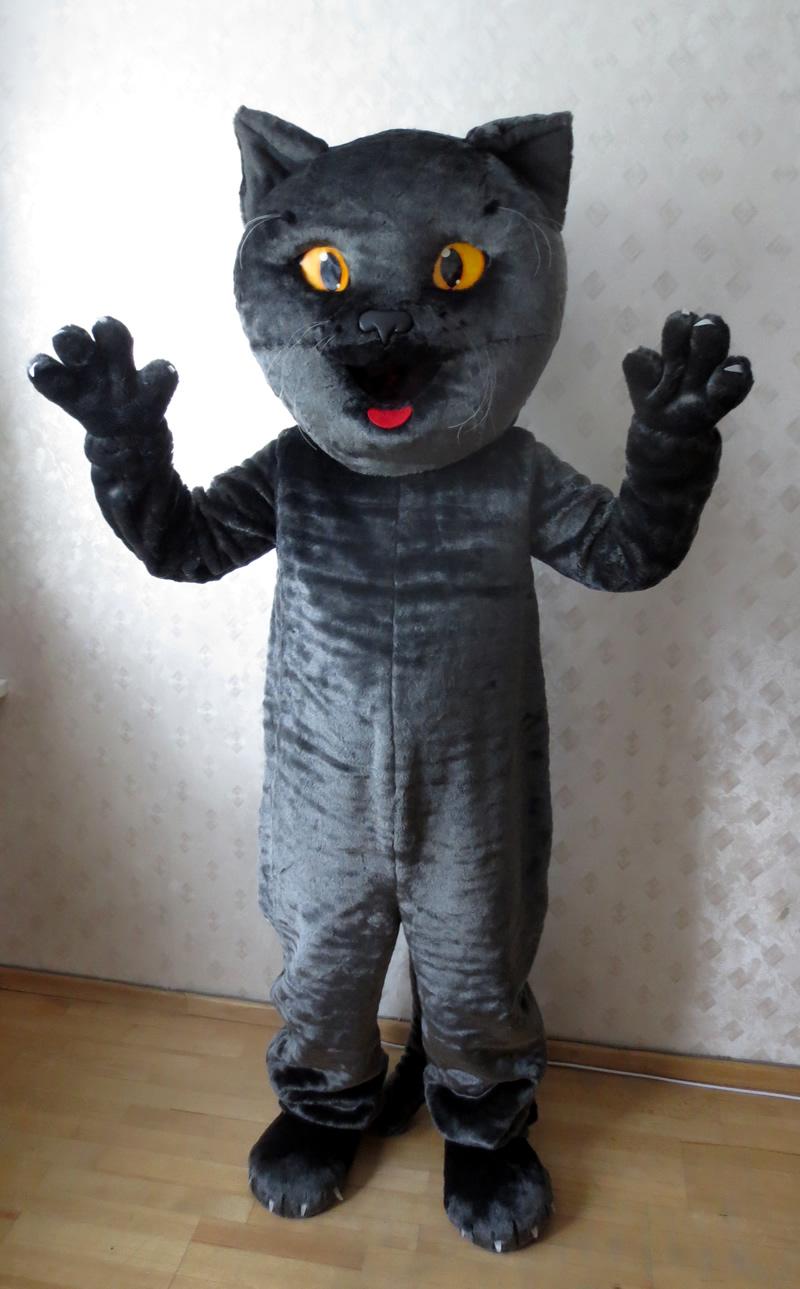 Rīgas Kausi talismans: auguma lelle kaķis